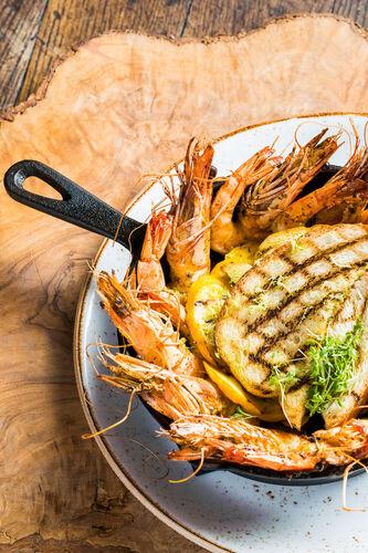 Bourgondisch eten, gemaakt van ambachtelijke producten