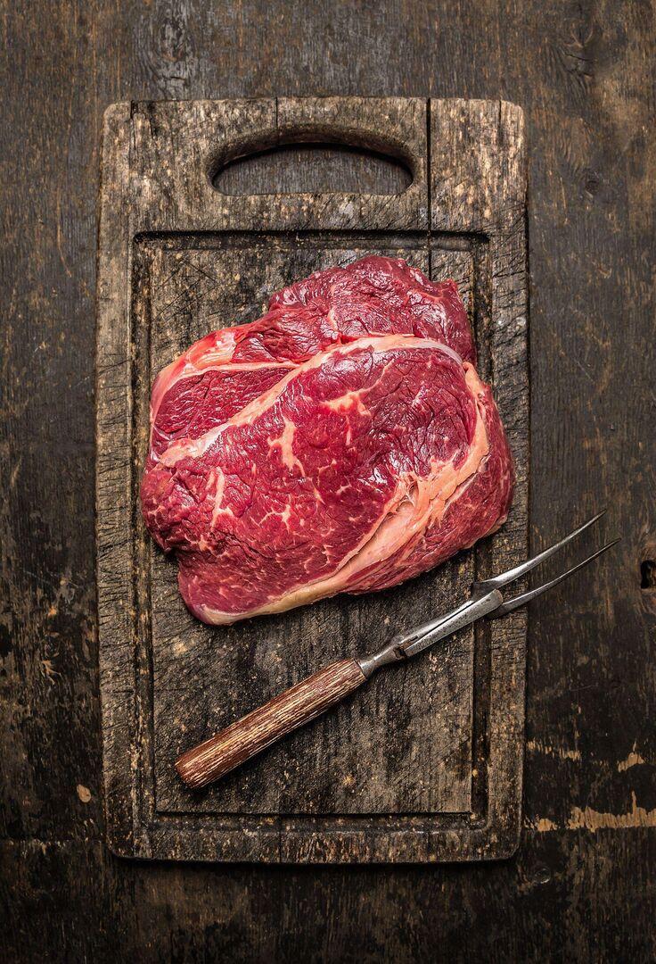 Vlees op de kaart, ambacht op het bord
